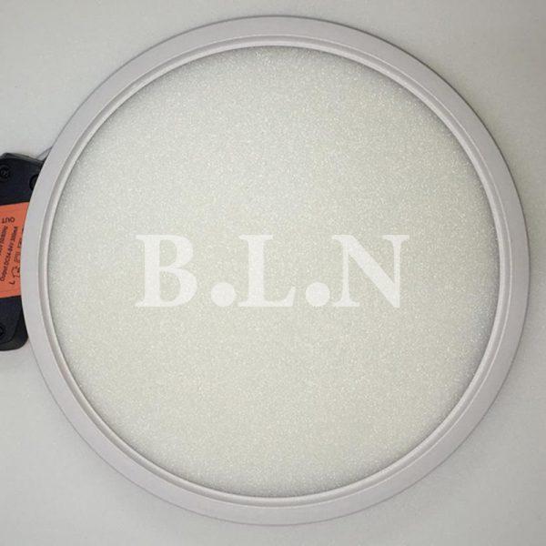 پنل قابل تنظیم گرد توکار 10 وات بی ال ان B.L.N