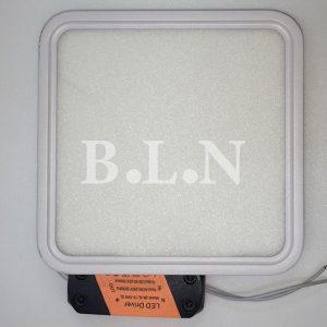 پنل قابل تنظیم مربع توکار 18 وات بی ال ان B.L.N