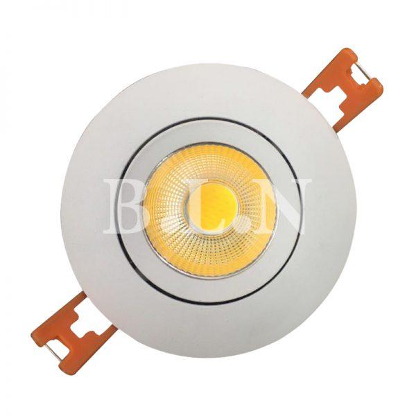 چراغ 5 وات COB توکار B.L.N