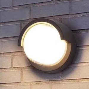 چراغ دیواری 10 وات COB گرد