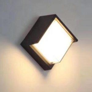 چراغ دیواری 10 وات COB مربع